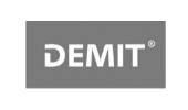 Demit logo - 170x100 (Grayscale)